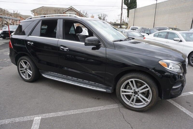 2016 Mercedes-Benz GLE GLE 350 (04/16) PARKING ASSIST PACKAGE / LANE KEEPING ASSIST Monterey Park CA