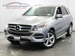 2016_Mercedes-Benz_GLE_GLE 350 / 3.5L V6 Engine / AWD 4MATIC / Sunroof / Navigation / Parking Aid with Rear View Camera / Bluetooth / Harman Kardon Premium Sound System_ Addison IL