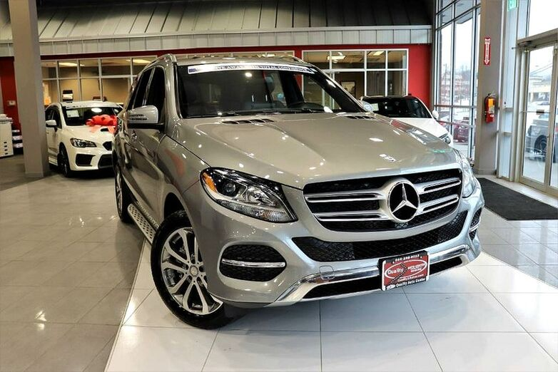 2016 Mercedes-Benz GLE GLE 350 4MATIC - CARFAX Certified 1 Owner - Fully Serviced - QUALITY CERTIFIED up to 10 YEARS 100,000 MILE WARRANTY Springfield NJ
