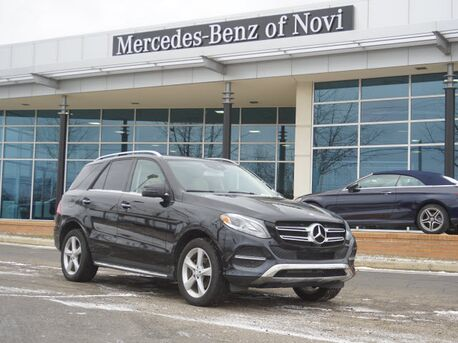 2016_Mercedes-Benz_GLE_GLE 350 4MATIC®_  Novi MI