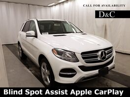 2016_Mercedes-Benz_GLE_GLE 350 4MATIC Blind Spot Assist Apple CarPlay_ Portland OR