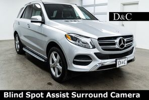 2016_Mercedes-Benz_GLE_GLE 350 4MATIC Blind Spot Assist Surround Camera_ Portland OR