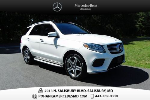 2016_Mercedes-Benz_GLE_GLE 350 4MATIC®_ Salisbury MD