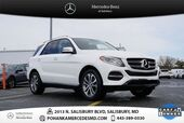 2016 Mercedes-Benz GLE GLE 350 4MATIC® ** Mercedes-Benz Certified Pre-Owned **