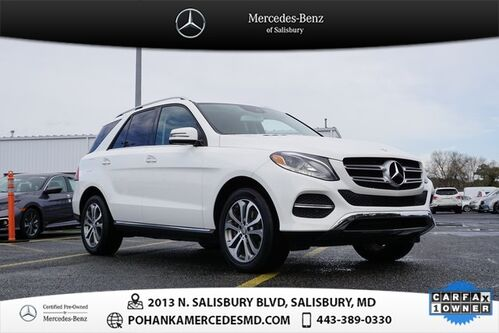 2016_Mercedes-Benz_GLE_GLE 350 4MATIC® ** Mercedes-Benz Certified Pre-Owned **_ Salisbury MD