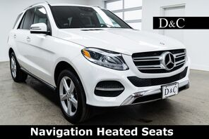 2016_Mercedes-Benz_GLE_GLE 350 4MATIC® AWD Navigation Heated Seats_ Portland OR