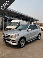 2016 Mercedes-Benz GLE GLE 350 4MATIC® SUV