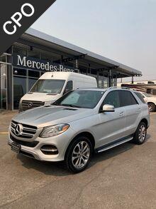 2016_Mercedes-Benz_GLE_GLE 350 4MATIC® SUV_ Yakima WA