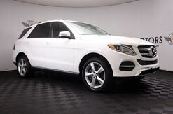 2016_Mercedes-Benz_GLE_GLE 350 Blind Spot,Heated Seats,Camera,Sunroof,Nav_ Houston TX