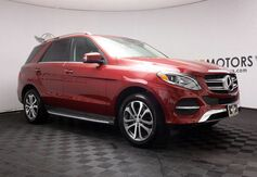 2016_Mercedes-Benz_GLE_GLE 350 Blind Spot,Navigation,Camera,Keyless GO_ Houston TX