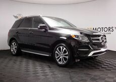 2016_Mercedes-Benz_GLE_GLE 350 Blind Spot,Navigation,Keyless GO,Camera_ Houston TX