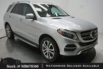 Mercedes-Benz GLE GLE 350 DISTRONIC+,DRVR ASST.LANE TRCK,LED LIGHTS 2016