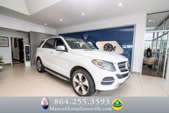 2016_Mercedes-Benz_GLE_GLE 350_ Greenville SC