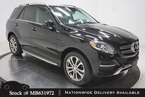 Mercedes-Benz GLE GLE 350 LANE TRCK,NAV,CAM,PANO,HTD STS,BLIND SPOT 2016