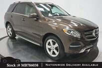 Mercedes-Benz GLE GLE 350 LANE TRCK,NAV,CAM,SUNROOF,HTD STS,BLIND SP 2016
