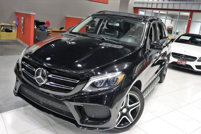 2016 Mercedes-Benz GLE GLE 350 Panorama Roof Premium Package Lighting Package Sports Package Night Parking Drivers Assist Package Harmon Kardon 1 Owner 1 Owner Springfield NJ