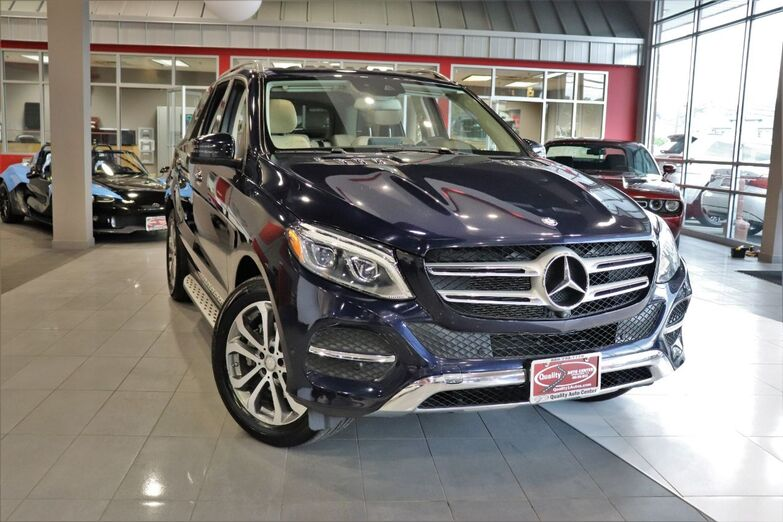 2016 Mercedes-Benz GLE GLE 350 Premium Package Navigation Lighting Parking Assist Package Harman Kardon Running Boards Sunroof Springfield NJ