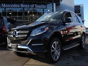 2016_Mercedes-Benz_GLE_GLE 350_ Seattle WA