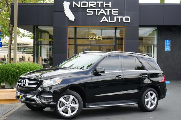 2016_Mercedes-Benz_GLE_GLE 350_ Walnut Creek CA