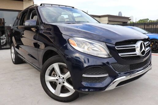 2016 Mercedes-Benz GLE GLE 350,PANORAMIC,WARRANTY,1 OWNER! Houston TX