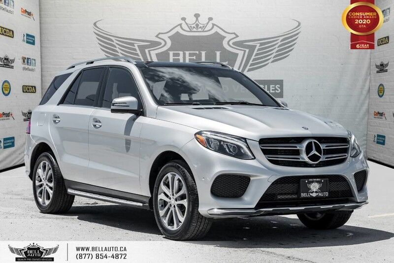 2016 Mercedes-Benz GLE GLE 350d, NO ACCIDENT, AWD, NAVI, 360 CAM, B.SPOT