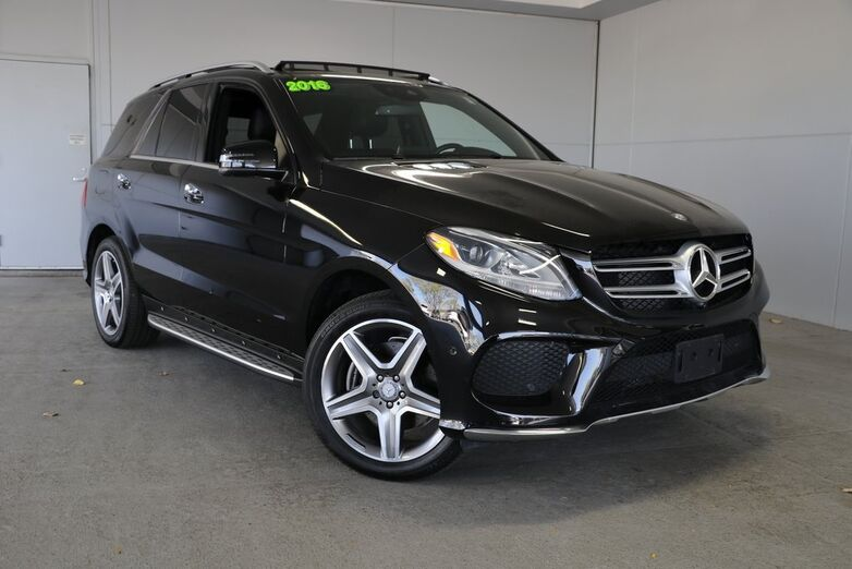 2016 Mercedes-Benz GLE GLE 400 Merriam KS