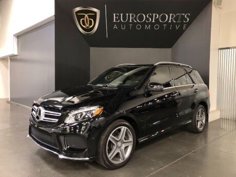 2016 Mercedes-Benz GLE GLE 400 Salt Lake City UT