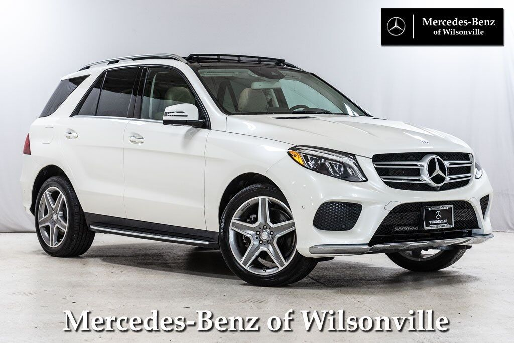 2016 Mercedes-Benz GLE GLE 400 Wilsonville OR