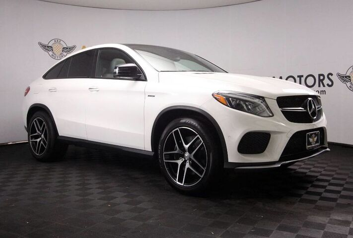 2016 Mercedes Benz Gle 450 Amg Houston Tx