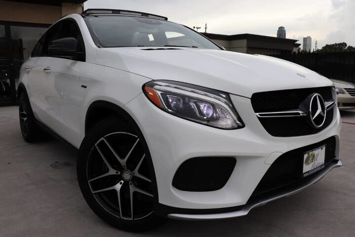 2016 Mercedes-Benz GLE GLE 450 AMG,1 OWNER,WARRANTY,LOADED! Houston TX