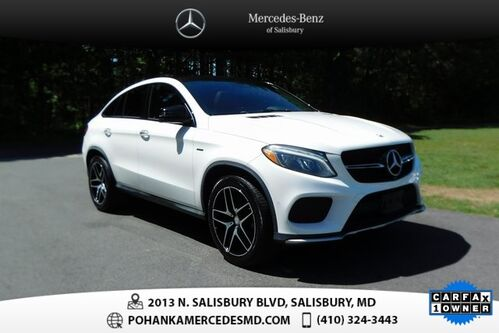 2016_Mercedes-Benz_GLE_GLE 450 AMG® ** 10 YEAR / UP TO 100,000 MILES WARRANTY_ Salisbury MD