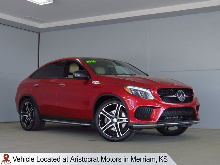 2016 Mercedes-Benz GLE GLE 450 AMG® Merriam KS