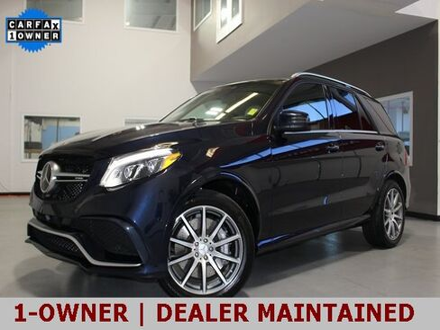2016_Mercedes-Benz_GLE_GLE 63 AMG®_ Gainesville GA