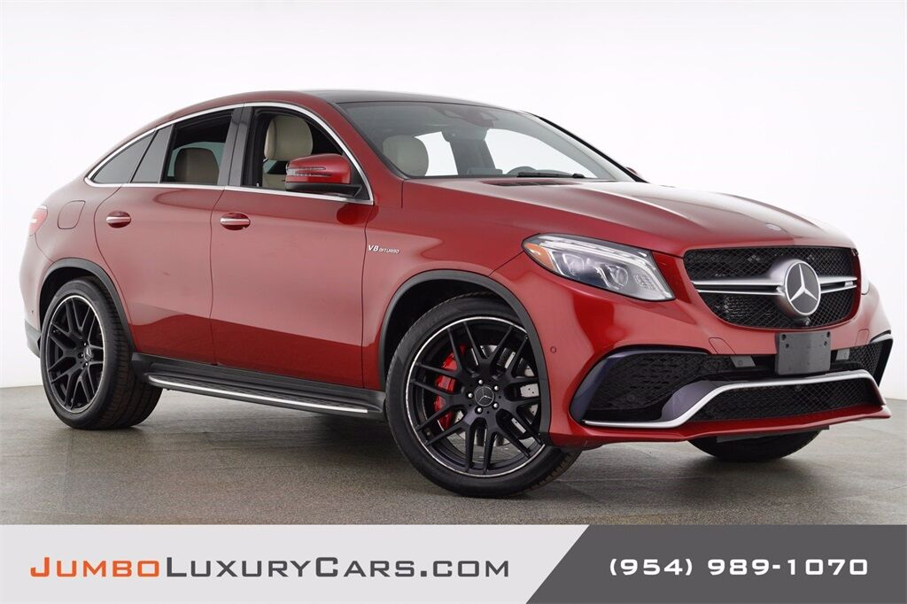 2016 Mercedes-Benz GLE GLE 63 S AMG® Hollywood FL
