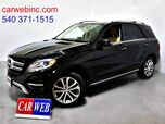 2016 Mercedes-Benz GLE GLE350 4MATIC