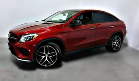 Mercedes-Benz GLE GLE450 4Matic Coupe 2016
