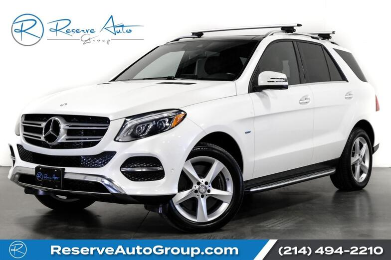 2016 Mercedes-Benz GLE GLE550e PanoRoof Cooled Seats MagicControl RunningBoards The Colony TX