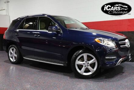 2016_Mercedes-Benz_GLE350 4-Matic_4dr Suv_ Chicago IL