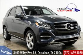 2016_Mercedes-Benz_GLE350_PREMIUM PKG NAVIGATION BLIND SPOT ASSIST LANE KEEP ASSIST KEYLES_ Carrollton TX