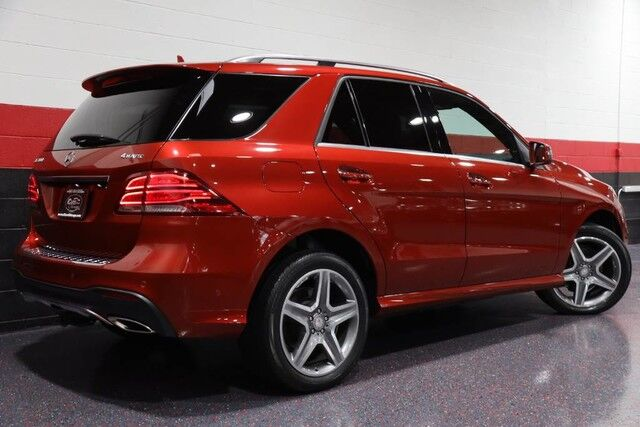 2016 Mercedes-Benz GLE400 AMG Sport 4-Matic 4dr Suv Chicago IL