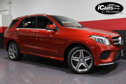 2016_Mercedes-Benz_GLE400 AMG Sport_4-Matic 4dr Suv_ Chicago IL