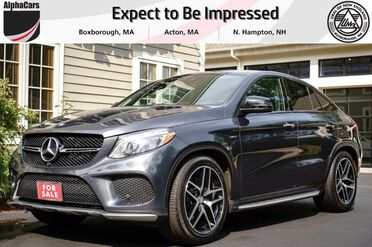 2016_Mercedes-Benz_GLE450_4Matic AMG_ Boxborough MA