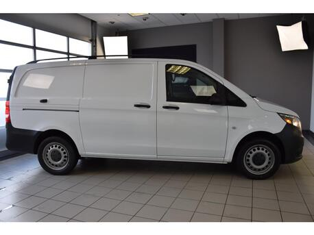 2016_Mercedes-Benz_Metris Cargo Mini-Van__ Medford OR