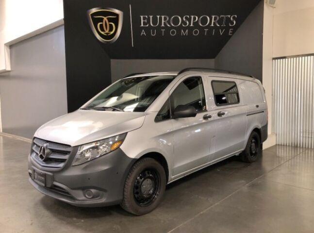 2016 Mercedes-Benz Metris Cargo Van  Salt Lake City UT