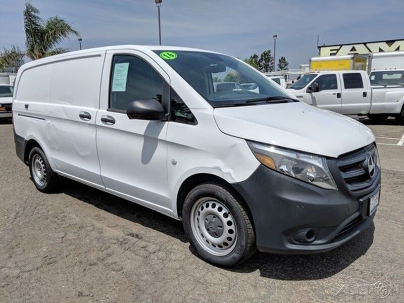 2016 Mercedes-Benz Metris Mini Cargo Van