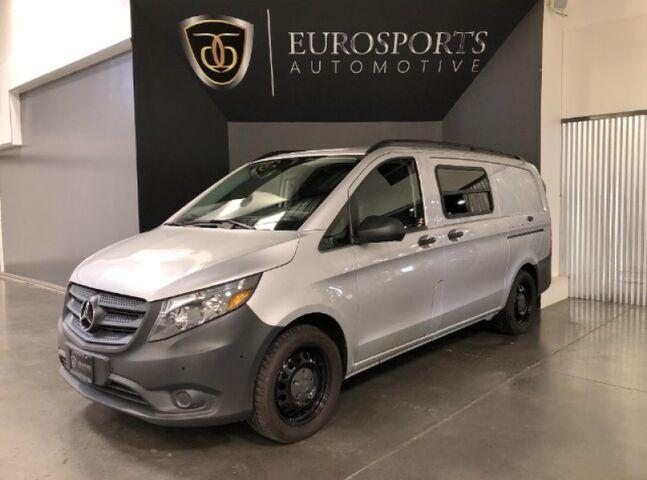 2016 Mercedes-Benz Metris Passenger Van  Salt Lake City UT