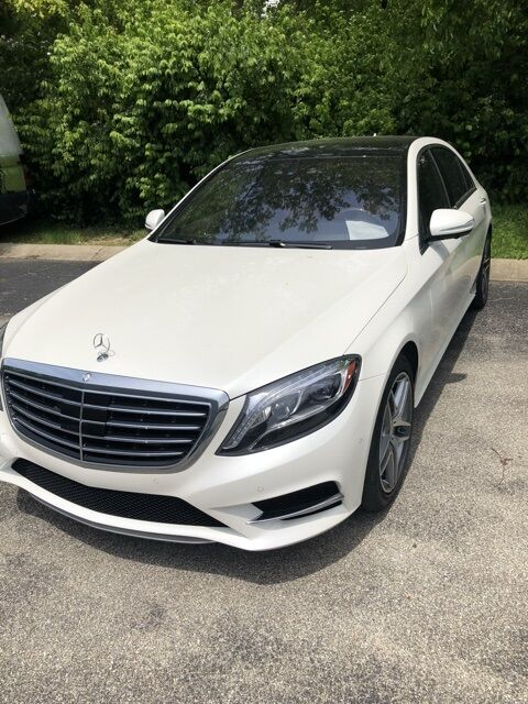 2016 Mercedes-Benz S 4dr Sdn 550 4MATIC® Indianapolis IN
