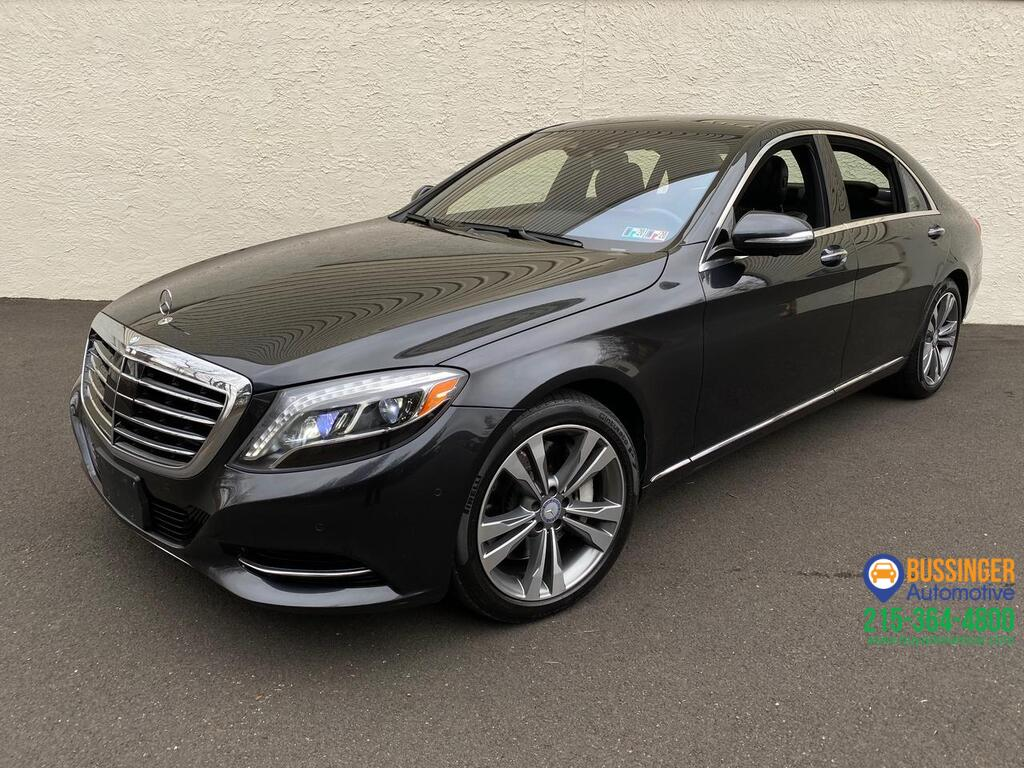 2016 Mercedes-Benz S 550 - 4Matic Feasterville PA