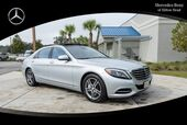 2016 Mercedes-Benz S 550 4MATIC®