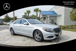 2016_Mercedes-Benz_S_550 4MATIC®_ Bluffton SC